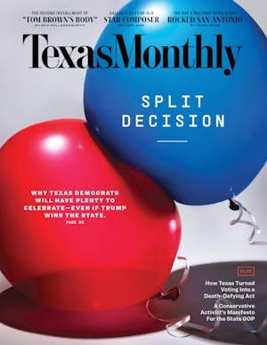 November 2020 cover image