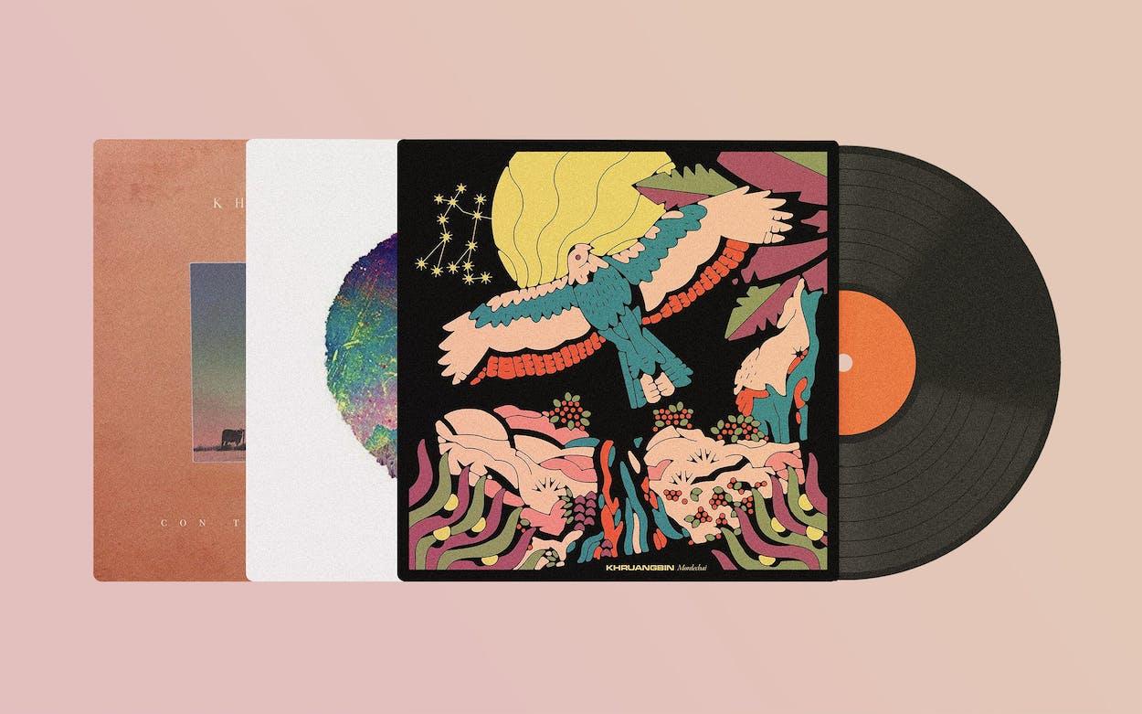 Khruangbin record vinyl