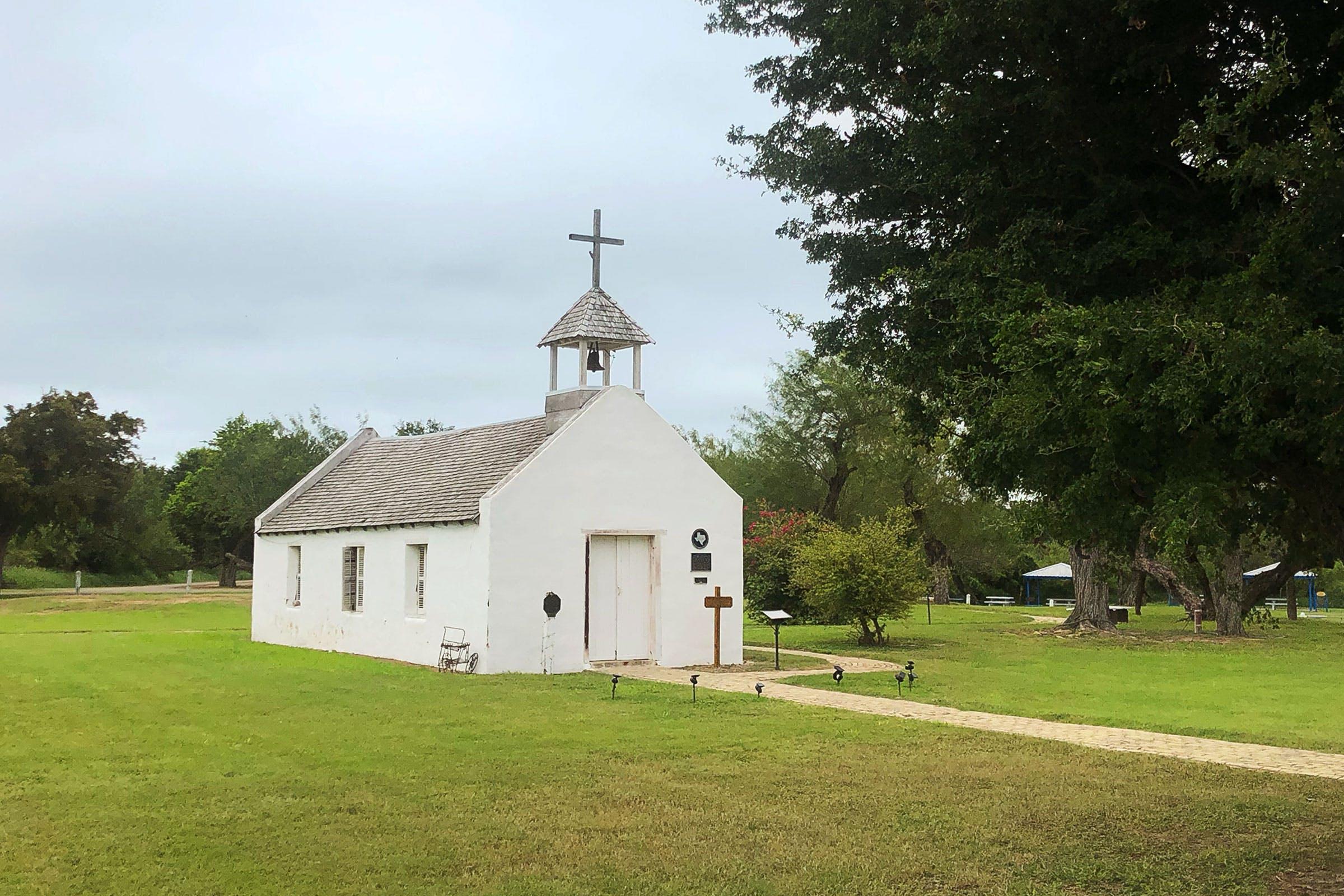 biking-texas-mcAllen-lomita-chapel