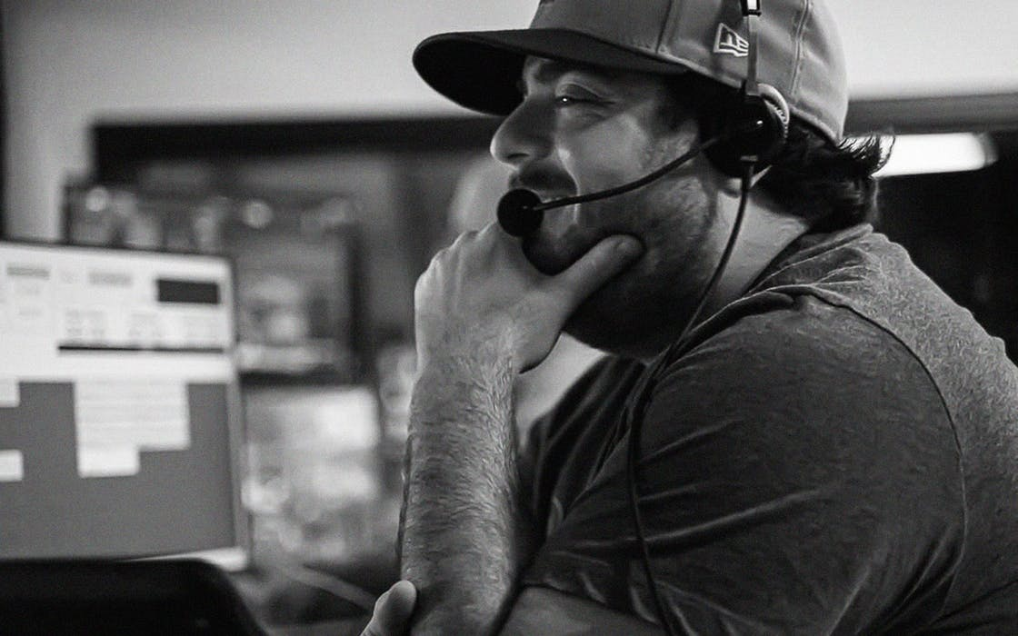 Michael Gruber Texas Rangers
