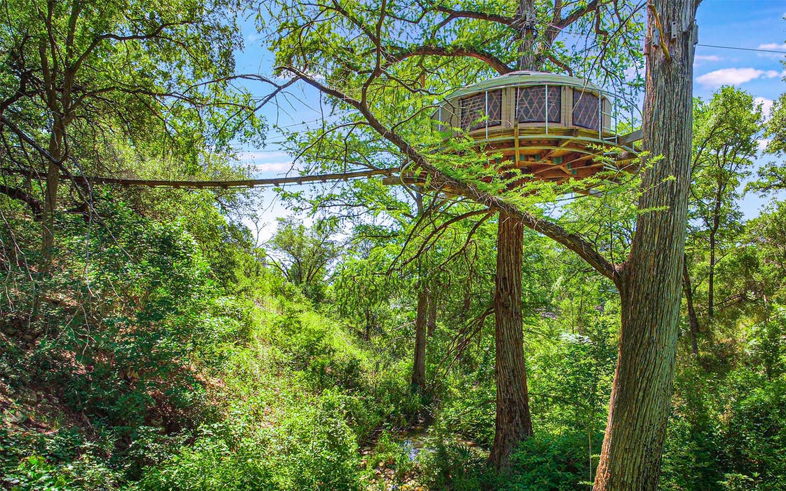 Get Lost In The Woods At These Five Magical Texas Treehouses Texas Monthly Check out our guide on new braunfels marketplace in new braunfels so you can immerse yourself in what new braunfels has to offer before you go. texas monthly