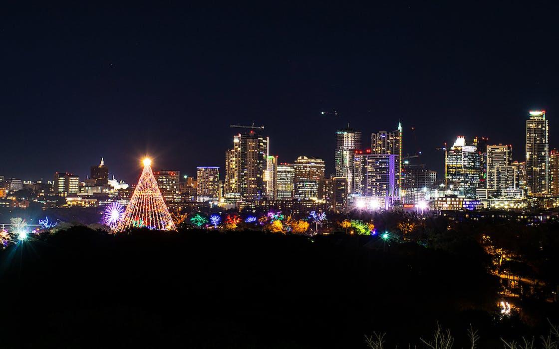 austin trail of lights christmas