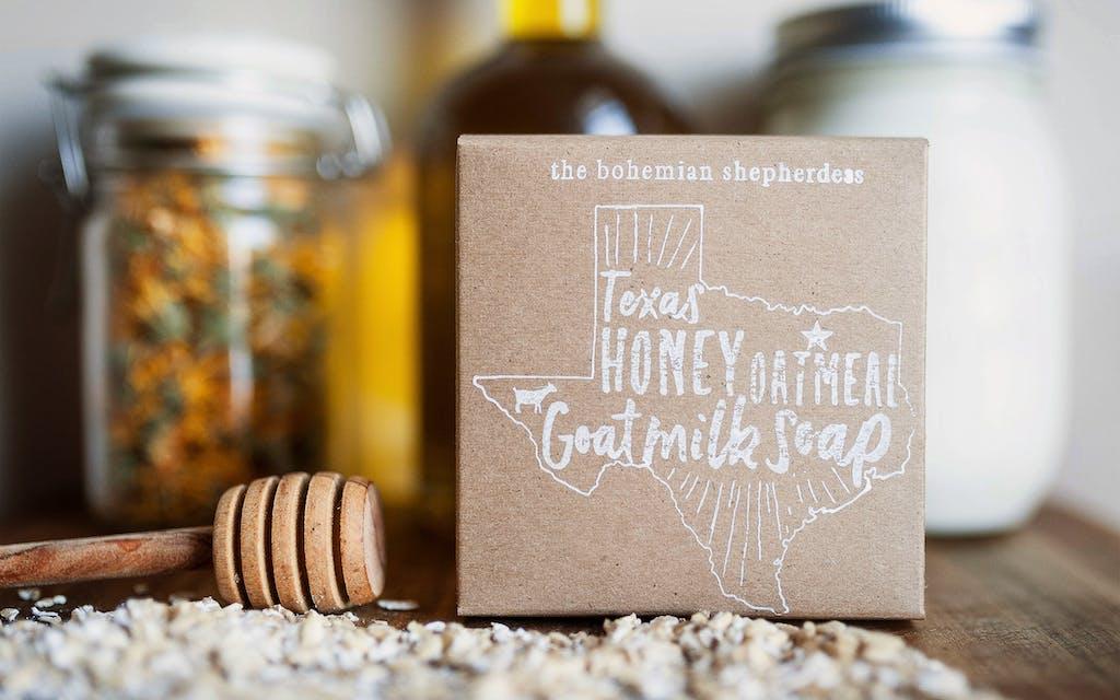 gift-guide-honey-goat-milk-soap