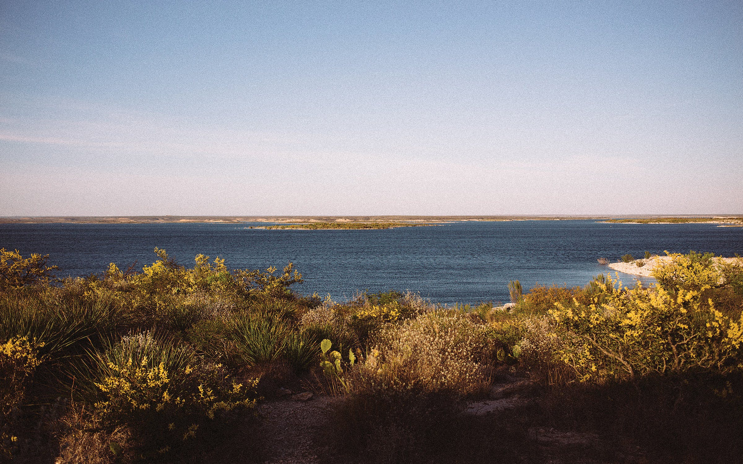 Amistad National Recreation Area, near Del Rio