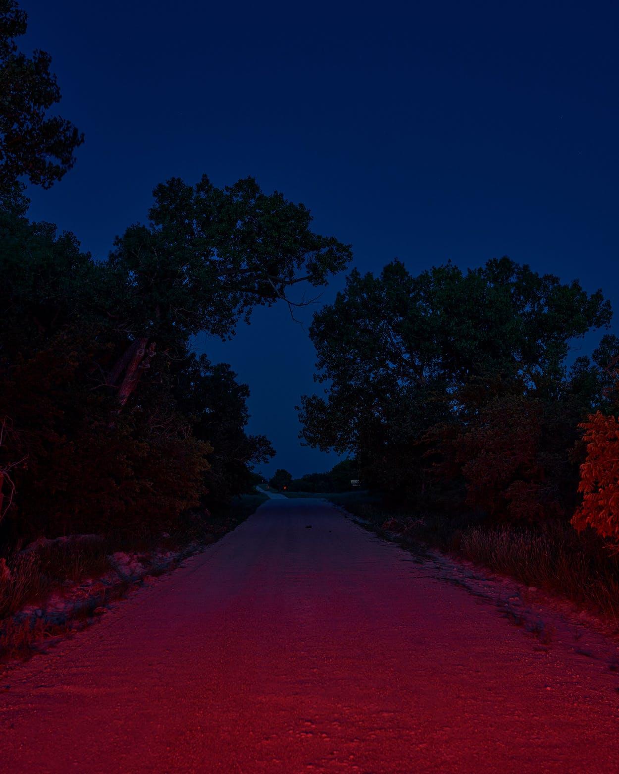 Lake Marvin Road