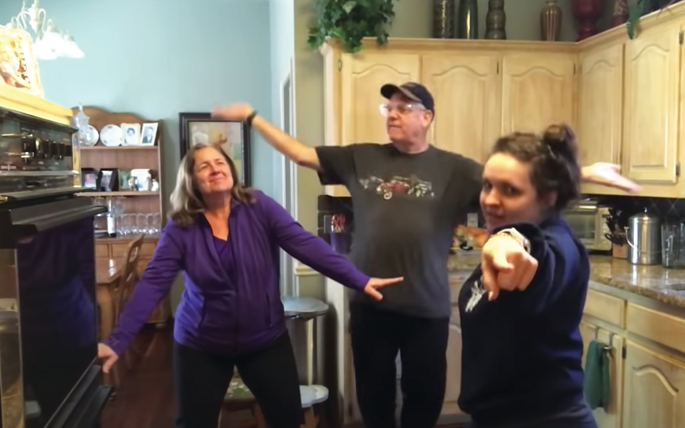 A Dallas family's viral dance video