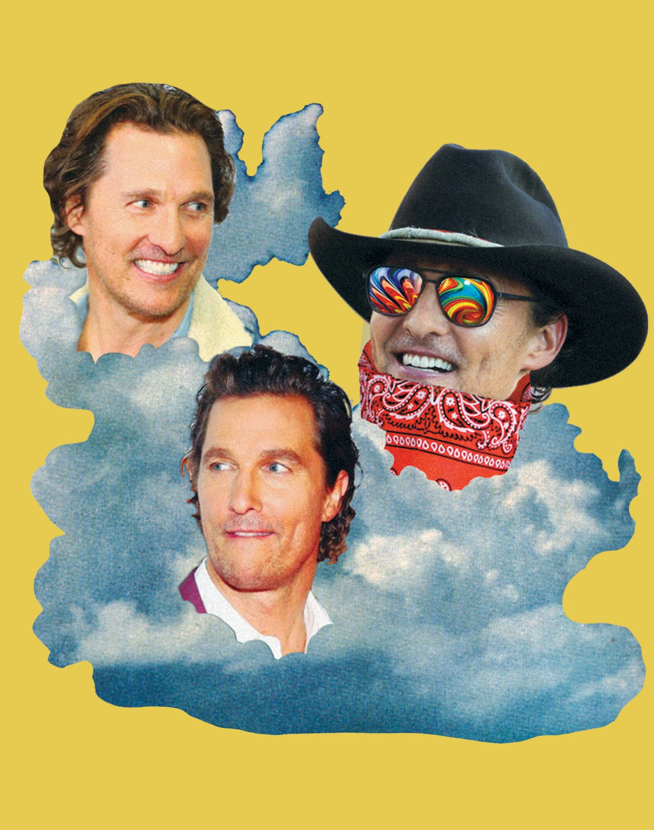 Matthew McConaughey reveals a lot about himself in his new memoir