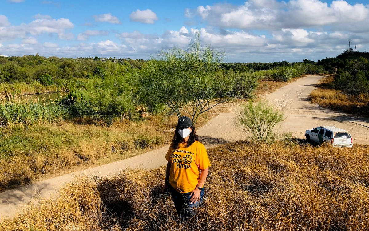These Texas Landowners Hoped Trump's Loss Would Halt the Border Wall. Instead, They Say Things Are Worse.