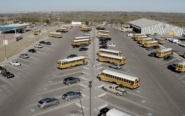 Bus Drivers San Antonio