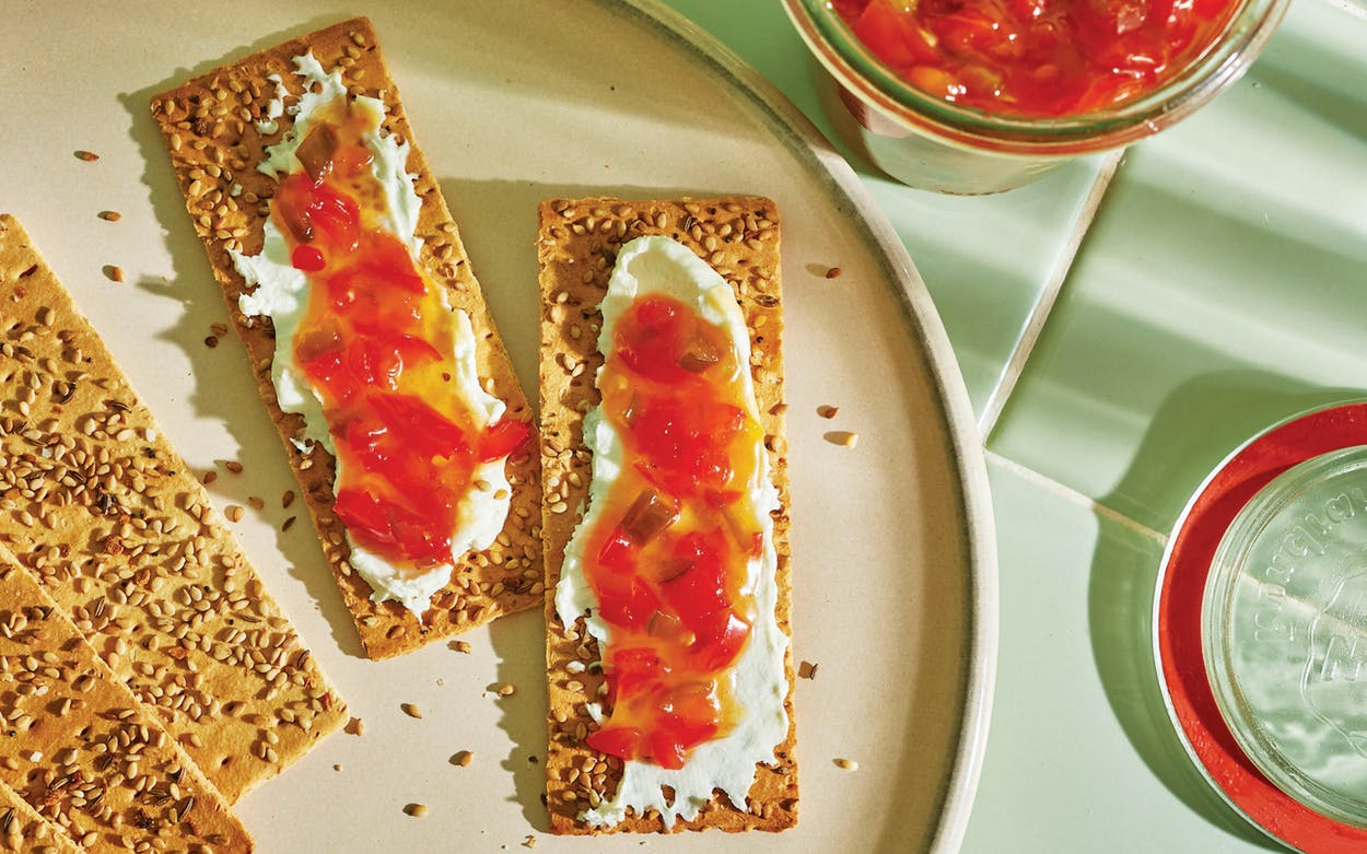 pepper jelly recipe