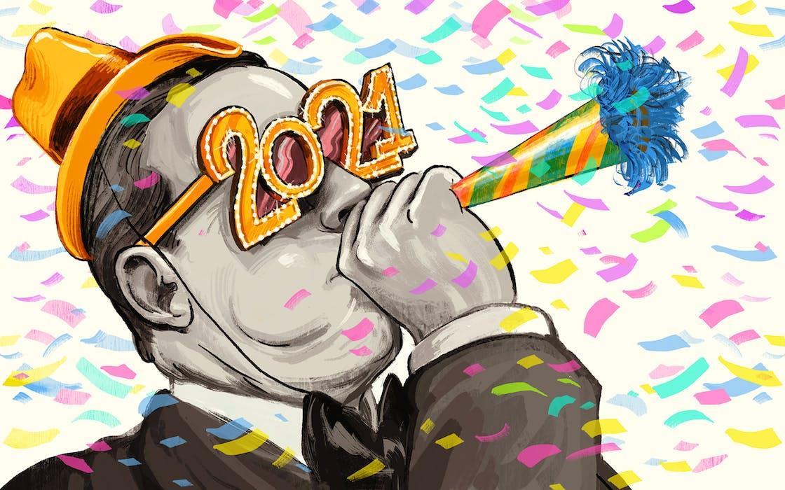texanist new year advice