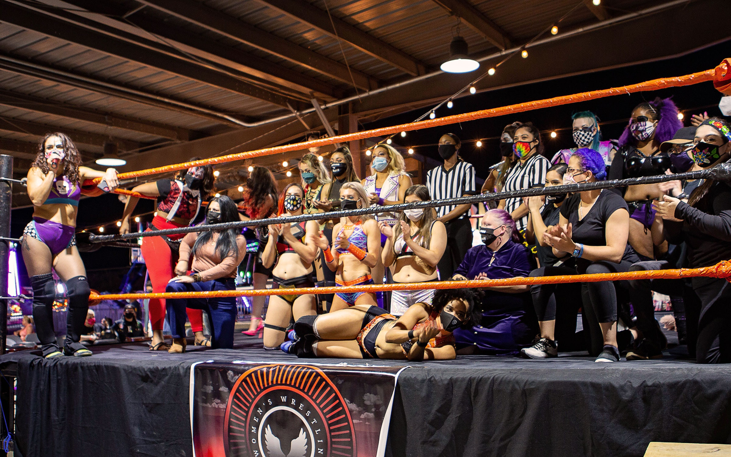 Texas S Newest Wrestling Venture Elevates Women Inside The Ring And Behind The Scenes Texas Monthly