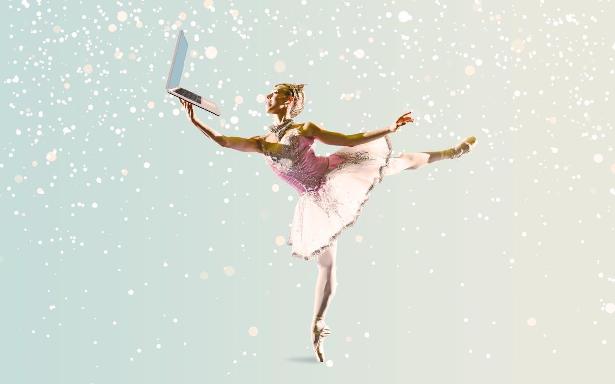 virtual nutcracker ballet