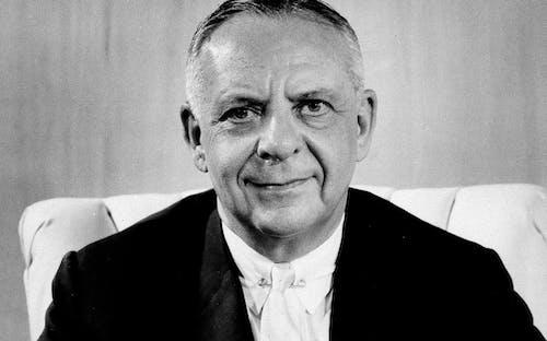 Former Occidental chairman Armand Hammer