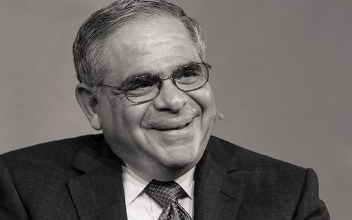 Stephen Chazen, former CEO of Occidental