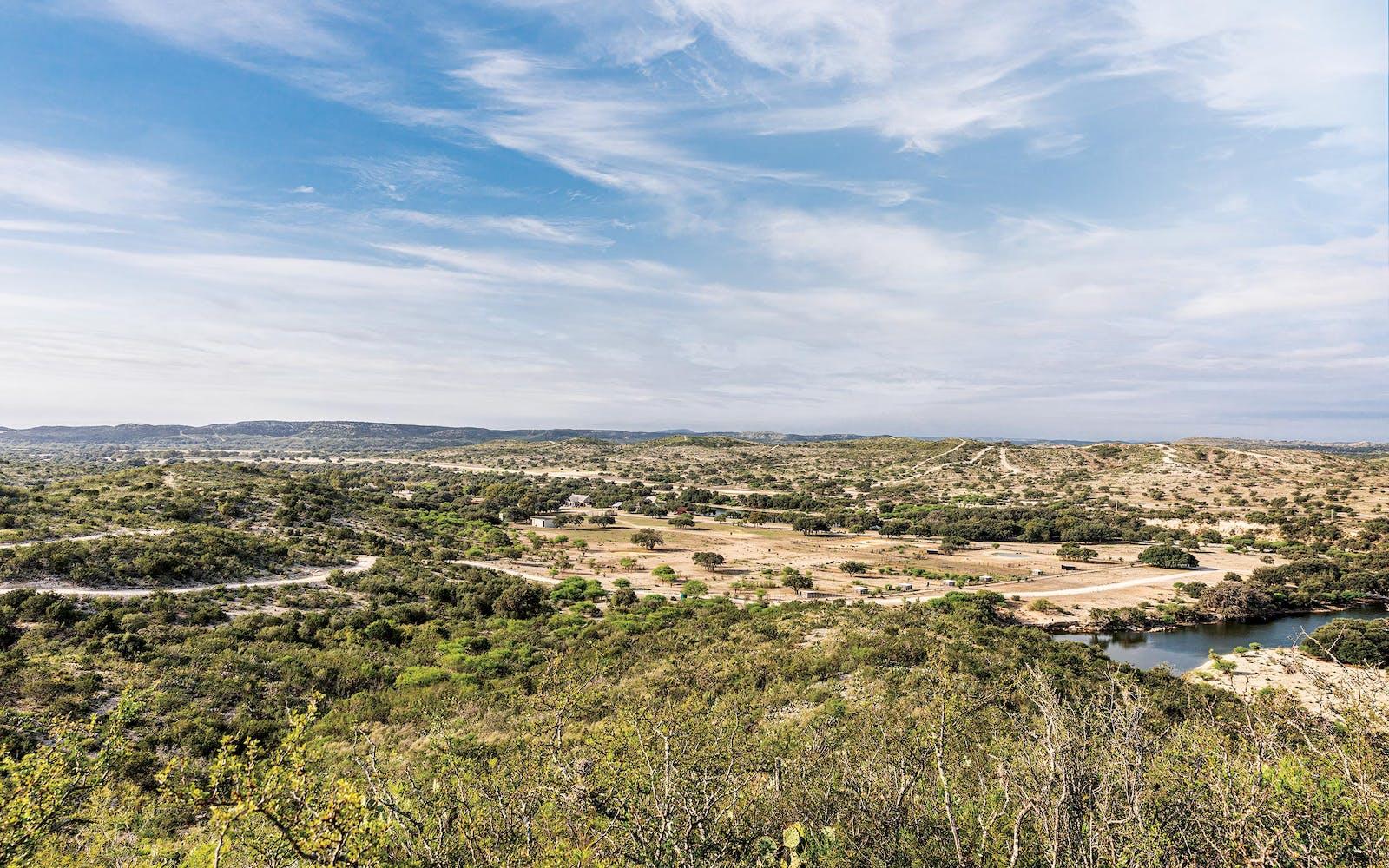 exotic hunting texas ox ranch