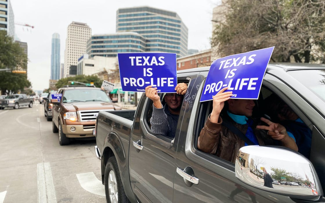 texas pro life rally