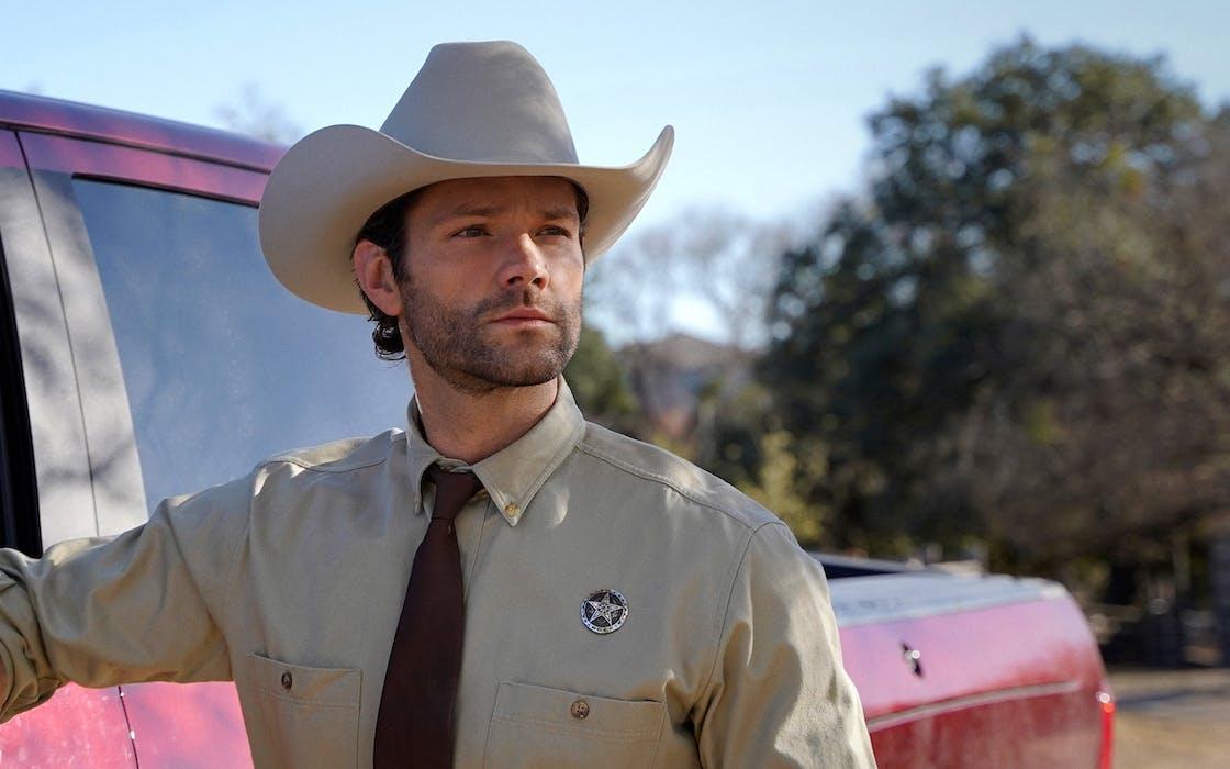 Walker, Texas Ranger reboot with Jared Padelecki