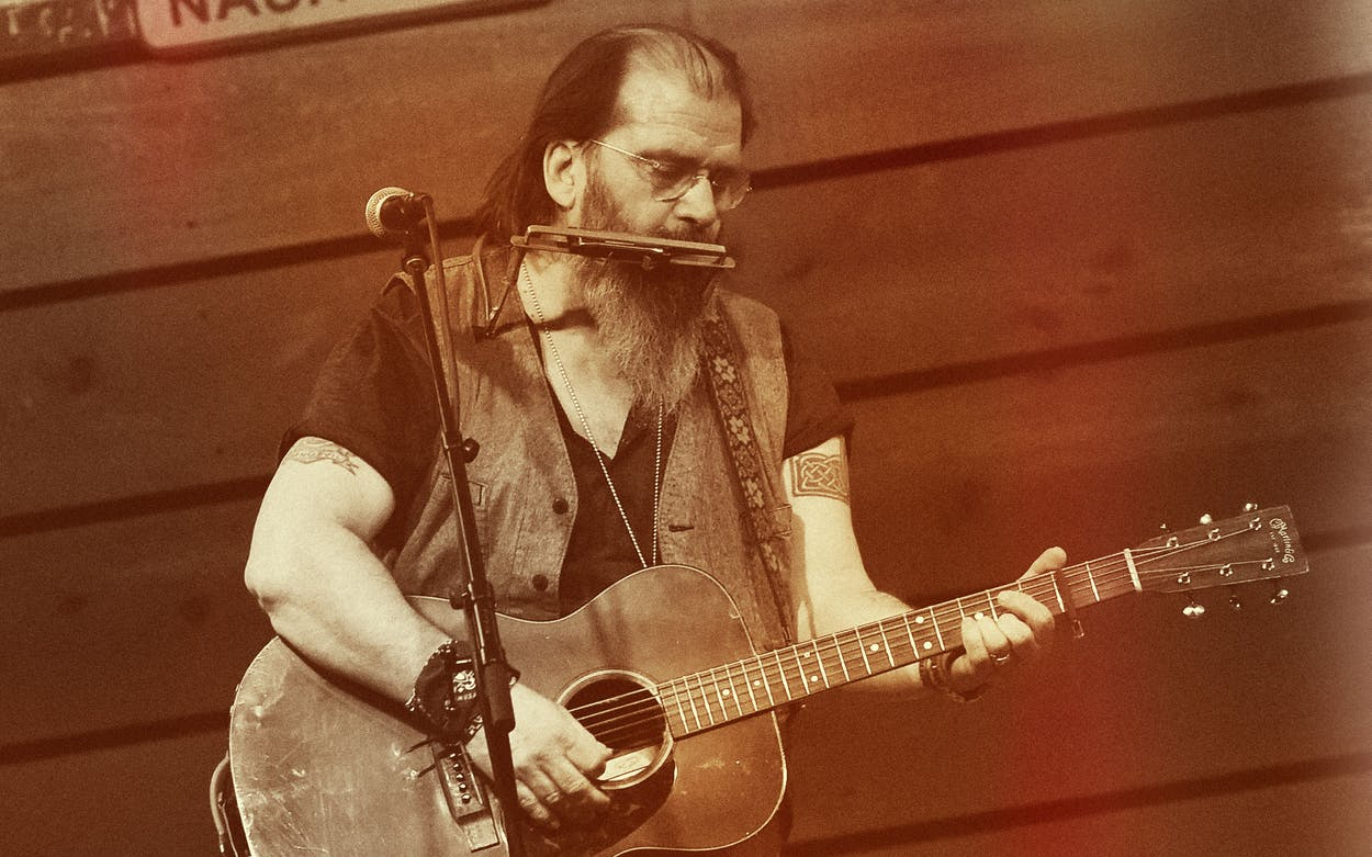 Steve Earle One by Willie