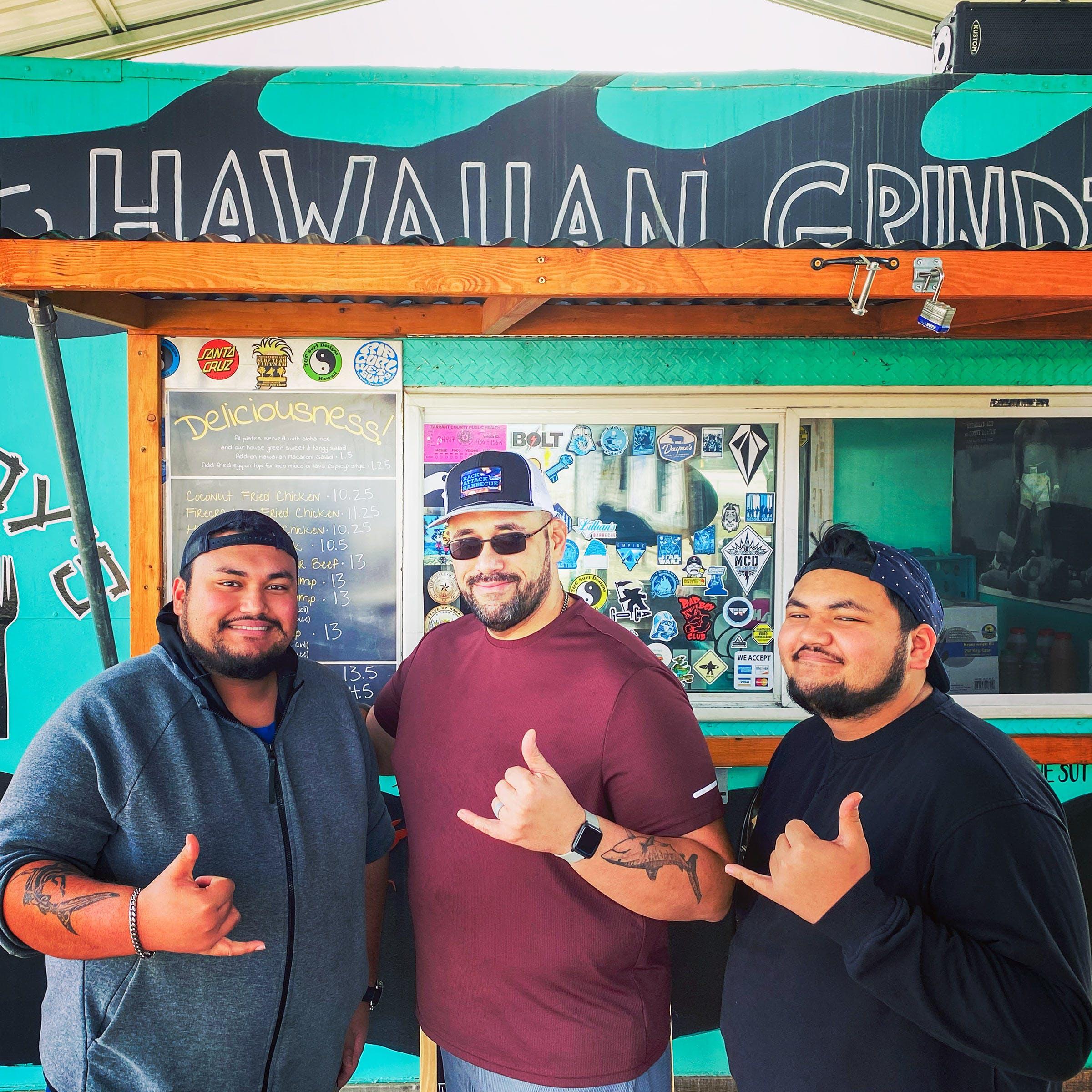 ShaneBoy's Craft Hawaiian Grindz
