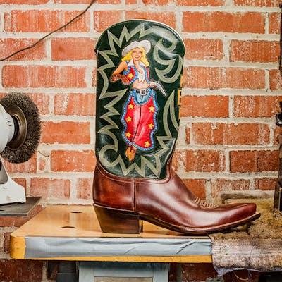 Rockbuster boots in El Paso