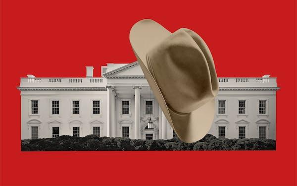 Biden's white house without Texans