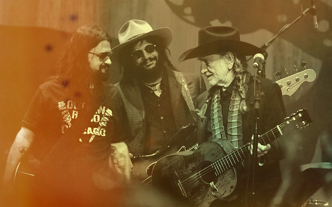 Don Was Willie Nelson