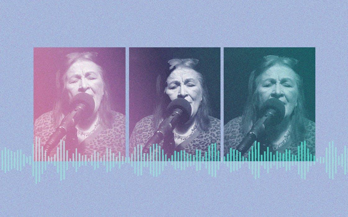 quarantine karaoke singer billie hill