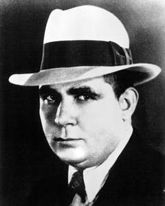 Robert E. Howard, the great 1930s fiction writer.