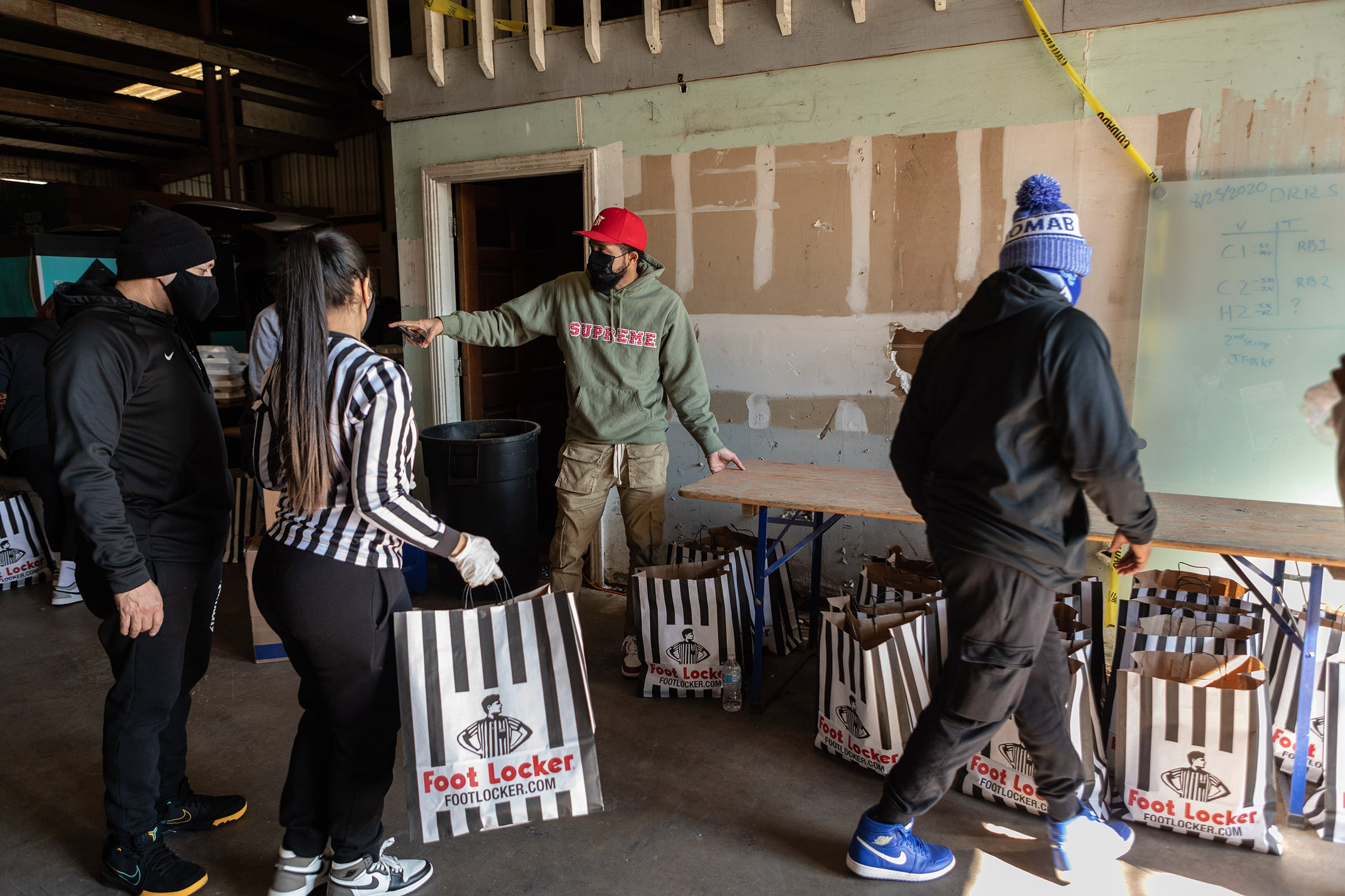 DJ Mr. Rogers helps provide relief to Texas impacted by winter storm Uri