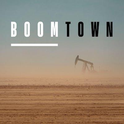 Boomtown Album Artwork