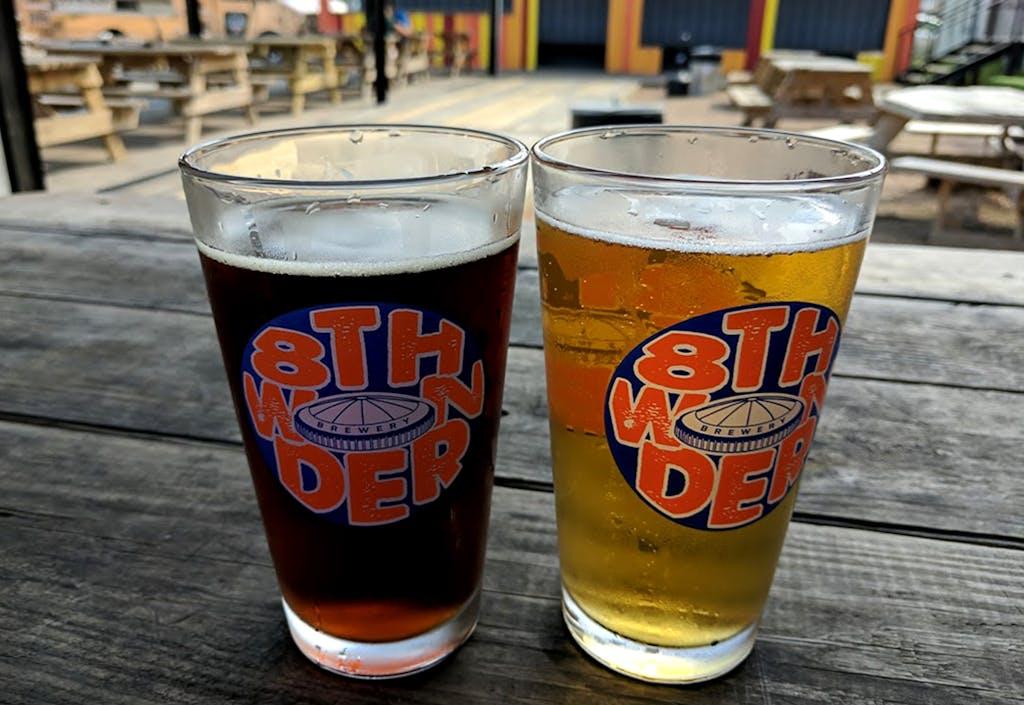 8th wonder brewery
