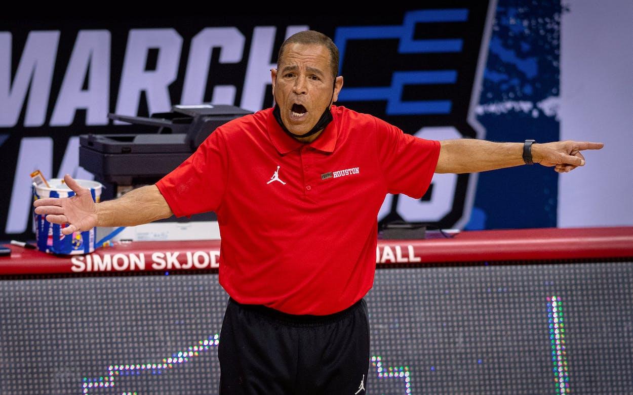 Kelvin Sampson Houston coach