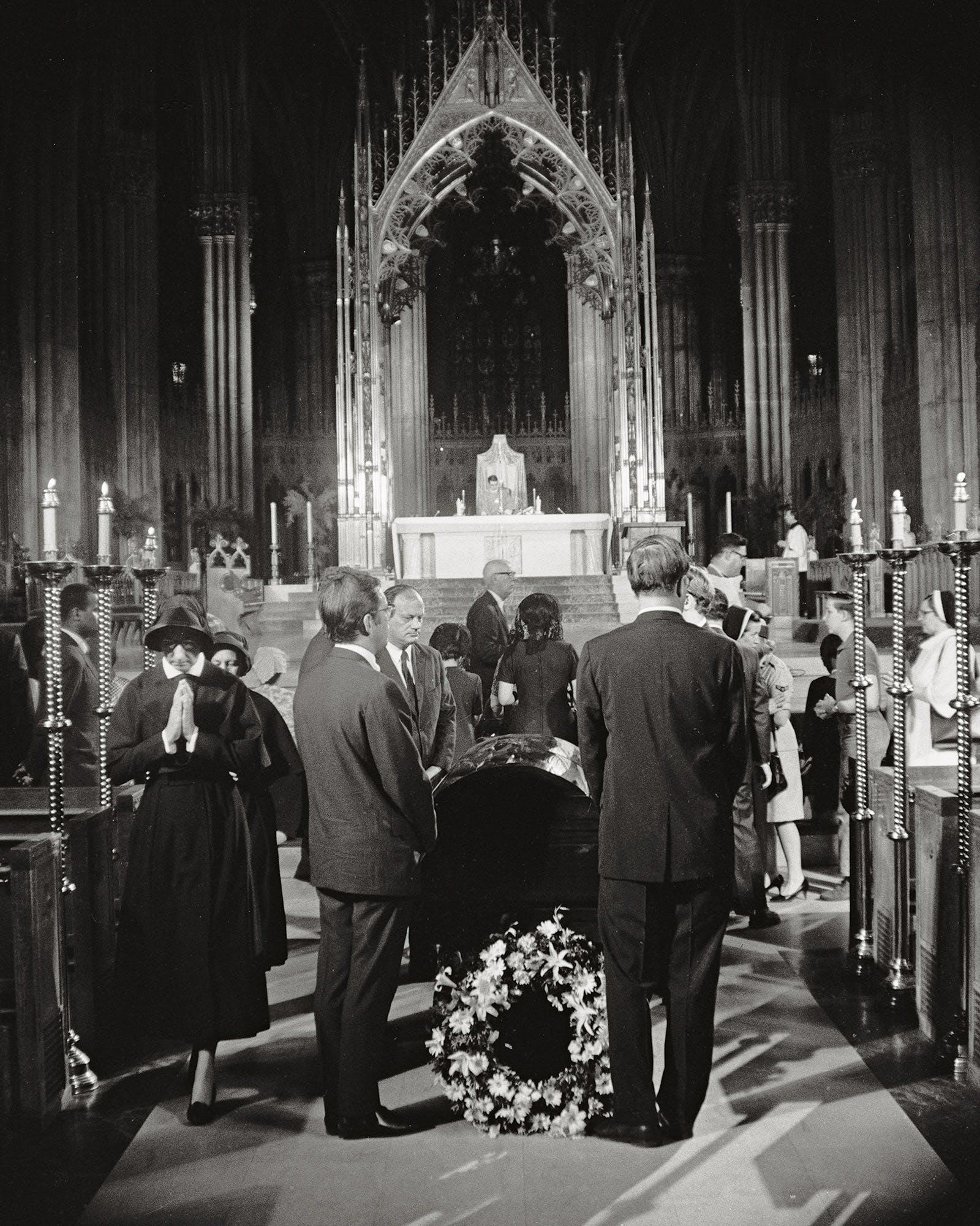 lady bird johnson biography RFK funeral