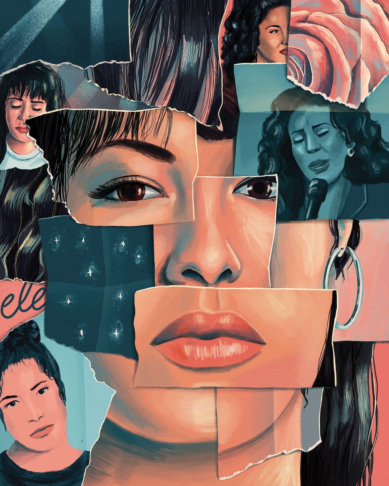 Selena as latin icon