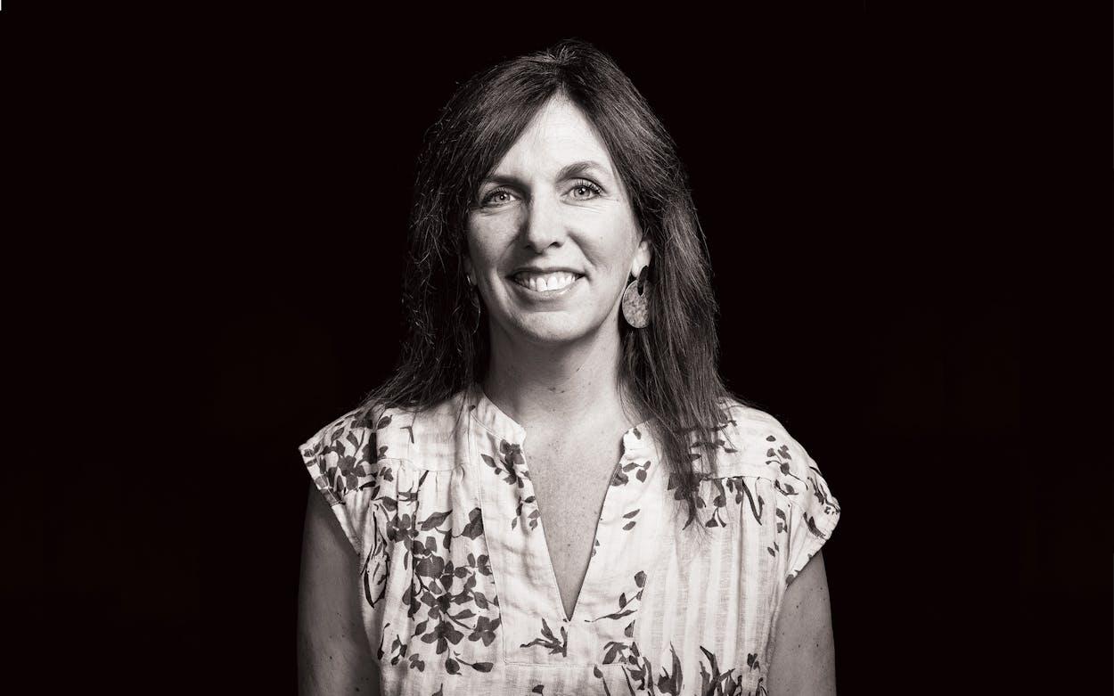 Editor Kathy Blackwell