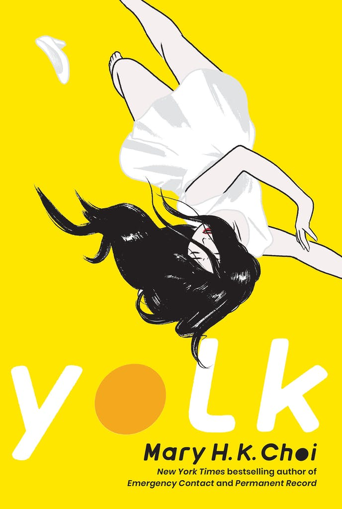 Mary H.K. Choi author of Yolk