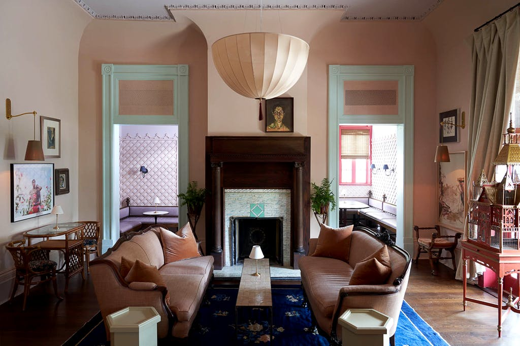 The Chloe hotel in new orleans