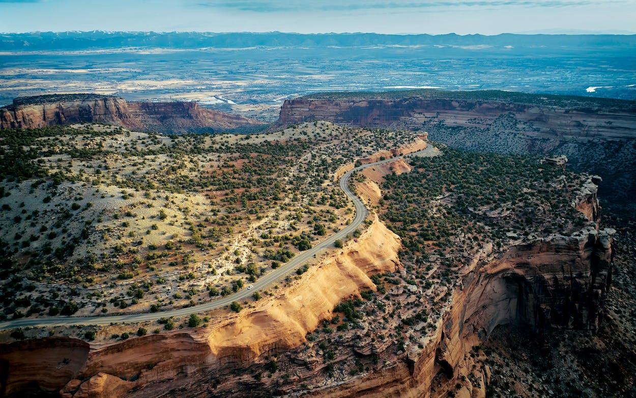 Colorado National Monument.