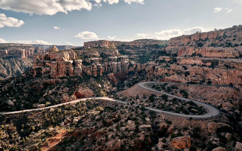 Colorado National Monument on March 18, 2021.