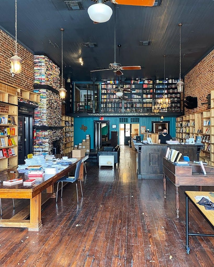 indie bookstore bastrop