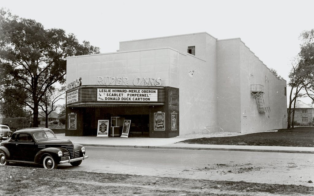 River Oaks Theatre in Houston