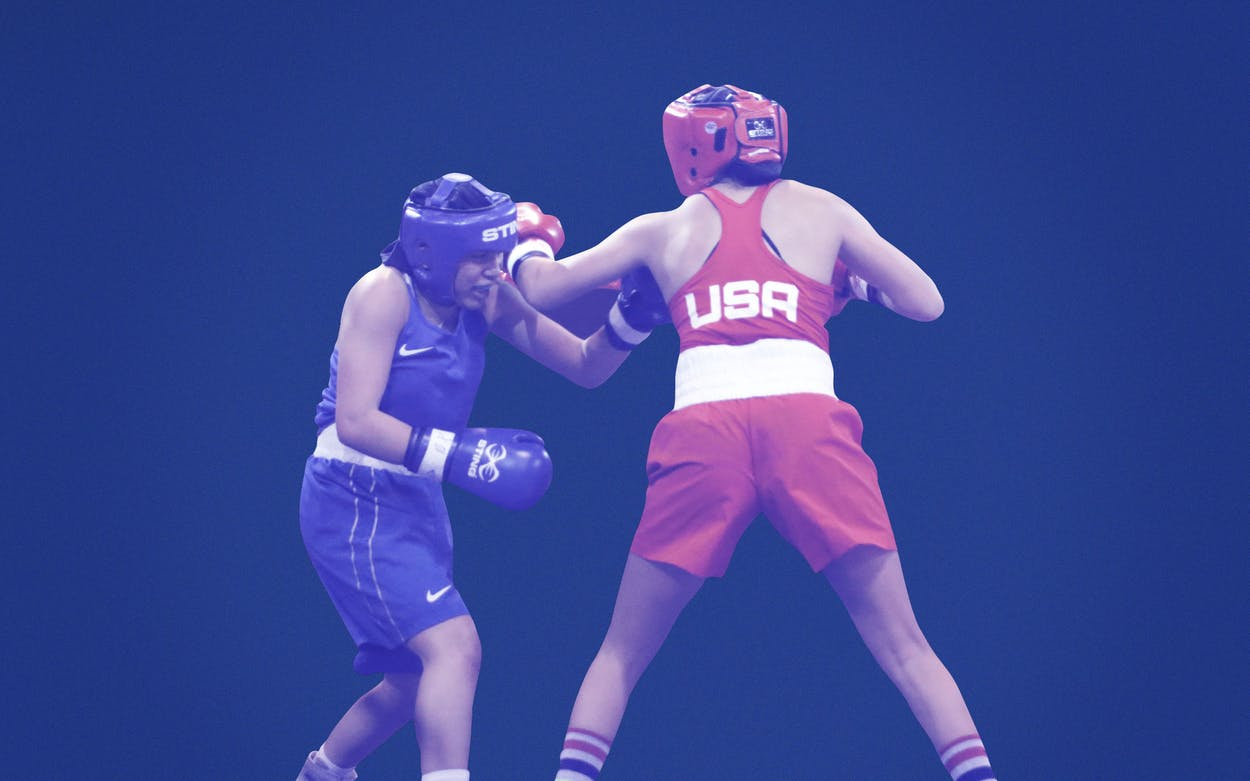 texas boxing nationals