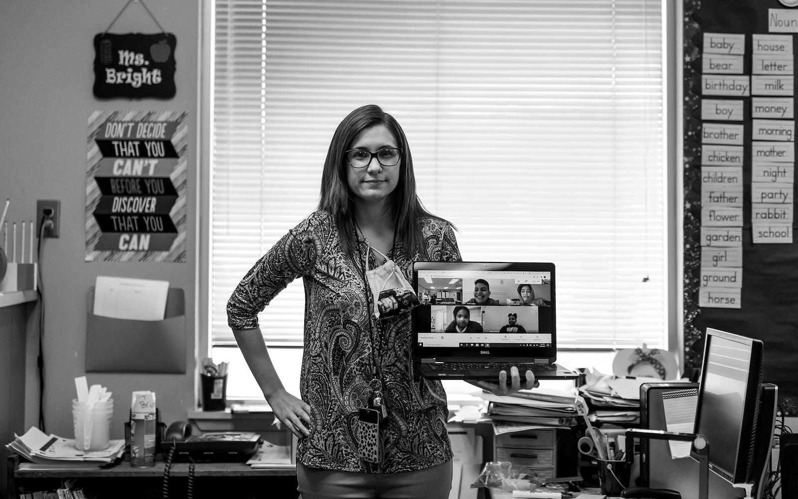 Teacher in Jasper, Texas