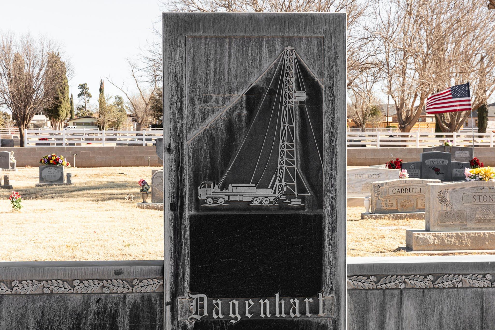 Andrews County Cemetery.