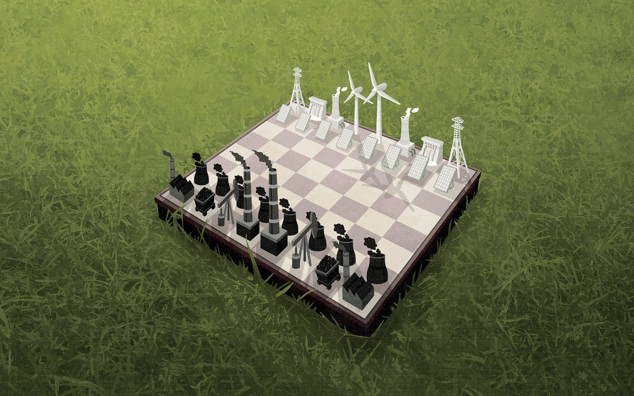 energy subsidies, renewables and fossil fuels compete for government money