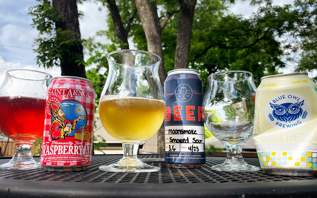 BBQ low abv beers