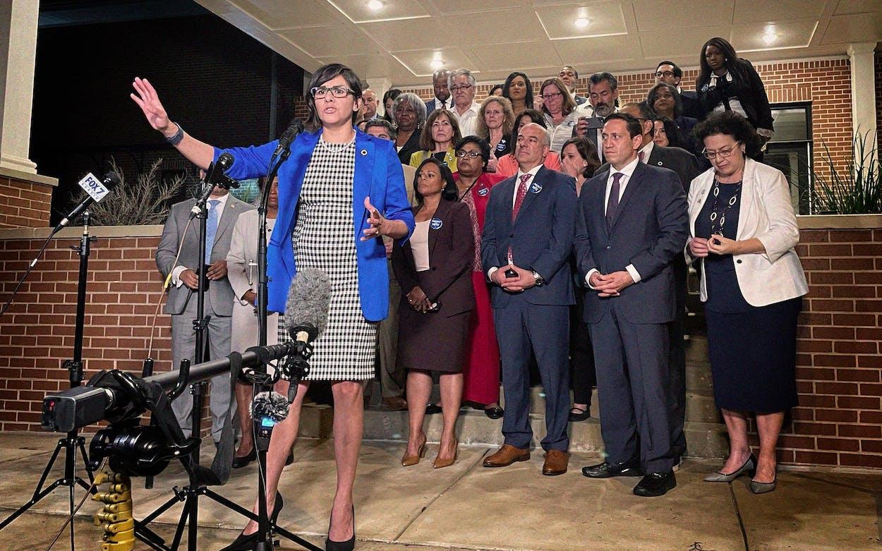 democrat walkout texas lege