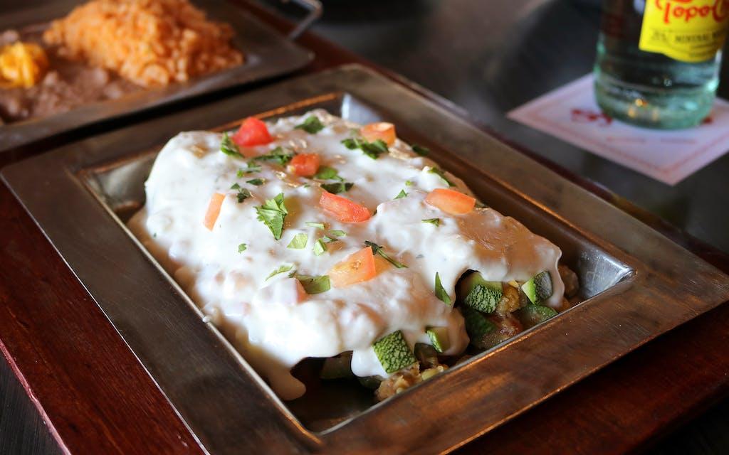 Enchiladas Tex-Mexplainer Sylvia's Enchilada Kitchen