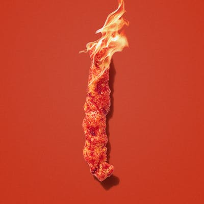 Origin story of Flamin' Hot Cheetos may be based on a lie